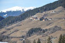 Free Valley Villnoes Stock Photo - 18407770