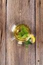 Free Mint Tea Stock Photos - 18417213