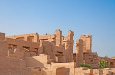 Free Ruins Of The Karnak Temple Royalty Free Stock Images - 18412059
