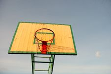 Free Basketball Board Stock Photos - 18412873