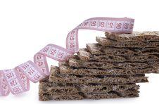 Free Crisp Bread Diet Stock Photo - 18413020