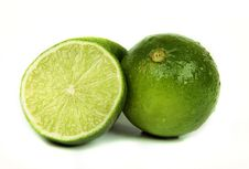 Free Lime Royalty Free Stock Image - 18415576