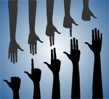 Free Hands Stock Photos - 18417153