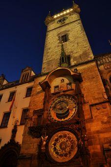 Free Astronomical Clock Stock Photos - 18417503