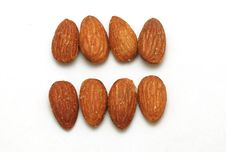 Free Almond Nuts Stock Images - 18418334