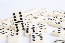Free Domino Stock Photos - 18419003