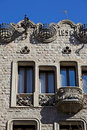 Free Barcelona Traditional Architecture (Spain) Royalty Free Stock Photography - 18424767