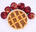 Free Apple Pie Royalty Free Stock Photos - 18424998