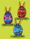 Free Easter Eggs Royalty Free Stock Photos - 18426388