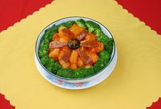 Free Chinese Dish Royalty Free Stock Image - 18420006
