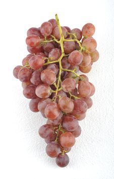 Free Red Grapes Stock Photo - 18420360