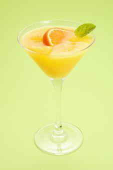 Free Orange Cocktail Royalty Free Stock Image - 18420376