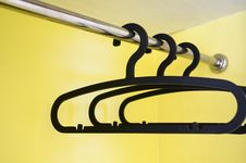 Free Clothes Hanger Stock Photos - 18420473