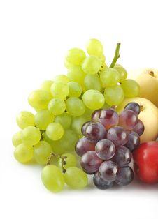 Free Grapes Stock Photo - 18420520