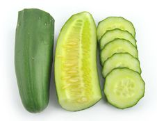 Free Cucumber Stock Photo - 18420710