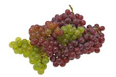Free Red And Green Grape Royalty Free Stock Image - 18421266