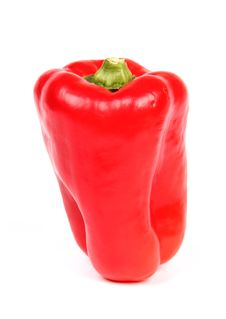 Free Red Pepper Stock Photography - 18421552