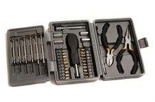 Free Tool Kit Stock Image - 18422961
