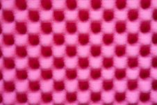 Free Rough Pink Sponge Texture Royalty Free Stock Images - 18423139