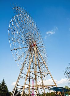 Free Ferris Wheel Stock Photo - 18424130