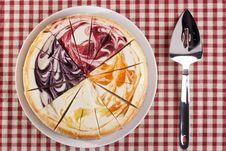 Free Cheesecake Royalty Free Stock Photos - 18424398