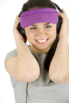 Free Teenage Girl Stock Photo - 18425010