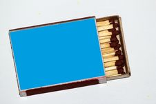 Free Matches   Box   Tree  Phosphorus Royalty Free Stock Photo - 18425025