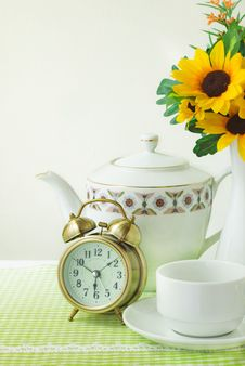 Free Breakfast Background Stock Photos - 18426883