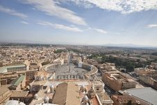 Free St. Peter S Square Stock Image - 18427321