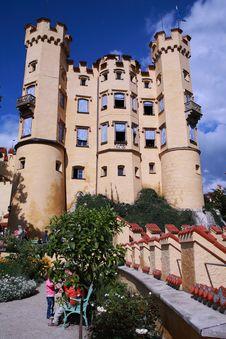 Free Hohenschwangau Castle Stock Images - 18428064