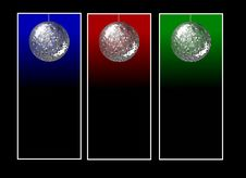 Free Sparkle Ball Stock Photography - 18428412