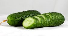 Free Cucumber Stock Image - 18428591