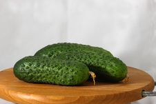Free Cucumber Royalty Free Stock Image - 18428636