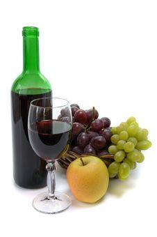 Free Wine Stock Photography - 18429172
