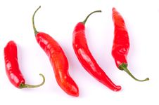 Free Chili Royalty Free Stock Image - 18429366