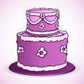 Free Birthday Cake Royalty Free Stock Photos - 18436258