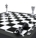 Free King Chess Mate Royalty Free Stock Photo - 18439015