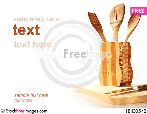 Free Kitchen Utensil. Stock Photography - 18430542