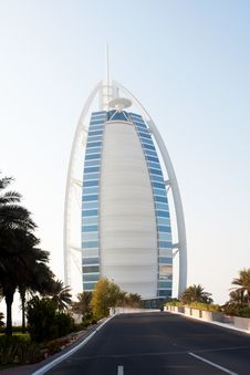 Free Burj Al Arab Stock Photos - 18430463