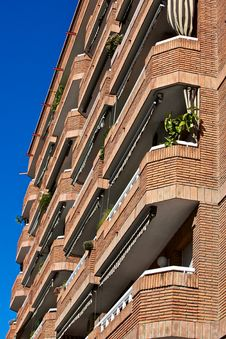 Free Barcelona Traditional Architecture (Spain) - 13 Royalty Free Stock Image - 18430856