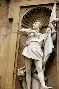 Free Italian Statue Stock Image - 18431601