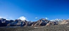 Free Mojave Desert Stock Image - 18433841