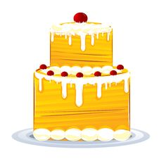 Free Birthday Cake Stock Photography - 18436322