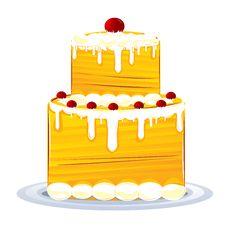 Free Birthday Cake Stock Photography - 18436322