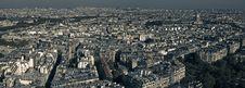 Free 180 Panaromic Paris Stock Photo - 18436720