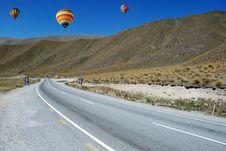 Free Road To Omarama Stock Photos - 18436943