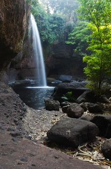 Free Waterfall In Thailand Stock Photo - 18437990