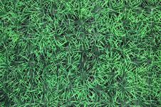 Fake Grass Background Royalty Free Stock Image