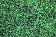 Fake Grass Background