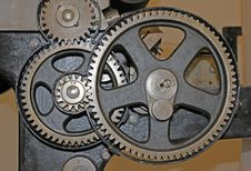 Free Cogwheel, Wheel With Teeth, Stock Image - 18438151